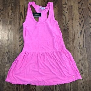 Juicy couture  racer back terry dress